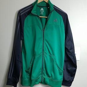 Like New Adidas Full Zip Jacket
